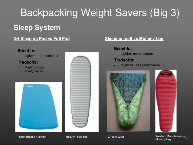lighten that pack an introduction to lightweight backpacking concepts