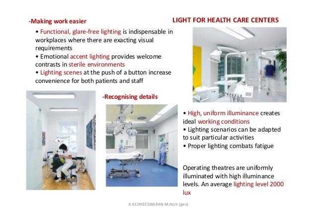 building services- II Lighting