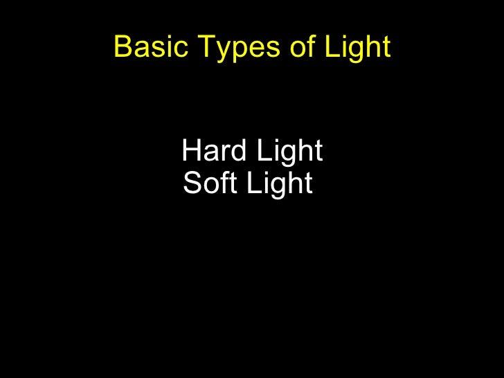 Lighting 1   Types Of Light Slide 2