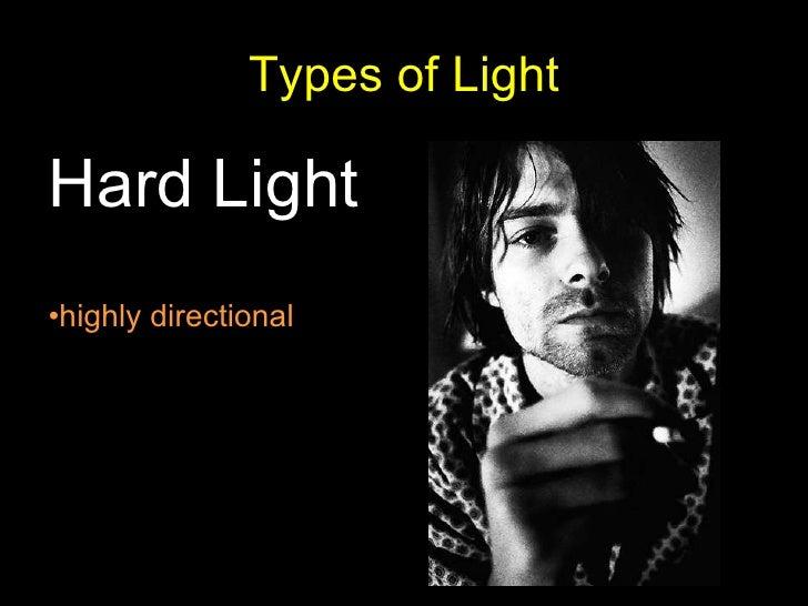 Lighting 1   Types Of Light Slide 3
