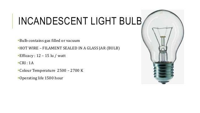 INCANDESCENT ...  sc 1 st  SlideShare & Lighting  case study u0026 specification