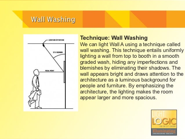 Lighting design 101 wall grazing and washing wall washing aloadofball Gallery