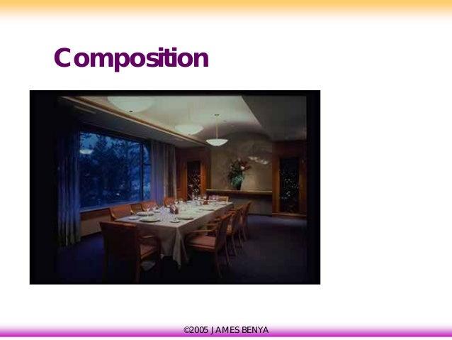 2005 james benya composition
