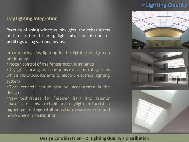 Lighting design considerations for Apartment design considerations