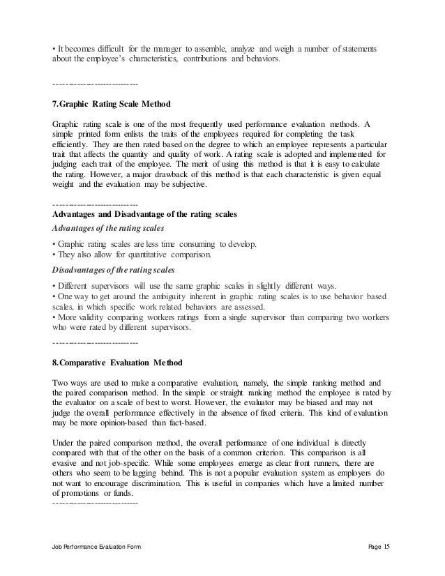 Job Performance Evaluation ...  sc 1 st  SlideShare & Lighting director azcodes.com