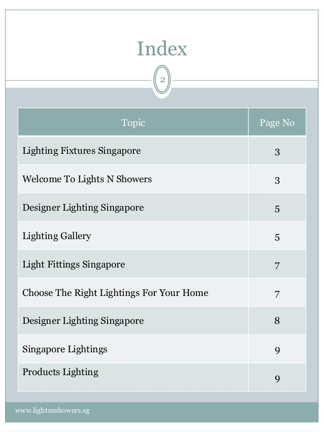 Designer Lighting Singapore You Can Also Find Some