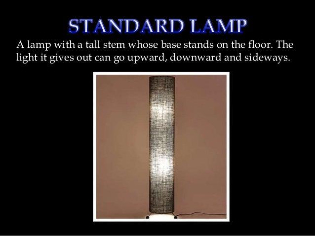 types of lighting fixtures pdf