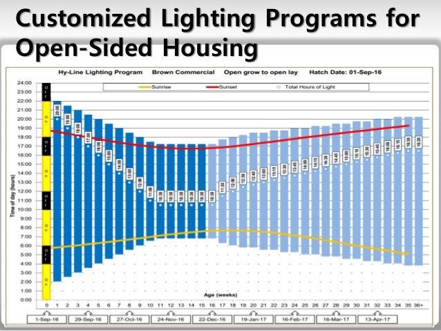 Midnight Feeding/Lighting Program ...  sc 1 st  SlideShare & Lighting Management for Poultry azcodes.com