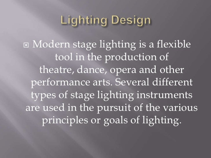 Lighting Powerpoint Design Br Interior A Student Guide Pdf Modern Home With Principles Of