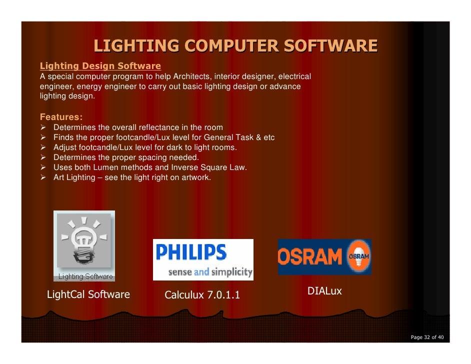 Lighting Presentation Rev2