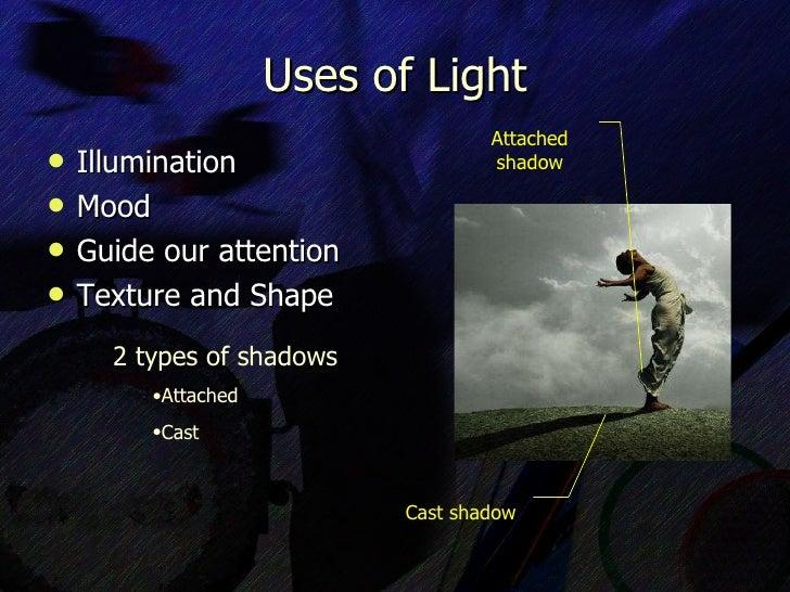 ... 3. Uses of Light ... & Lighting Techniques azcodes.com