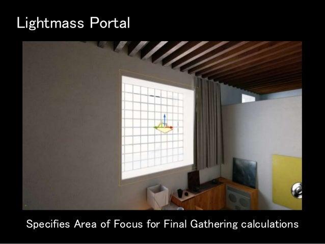Ue4 Light Portals