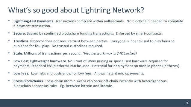Introduction to Lightning Network