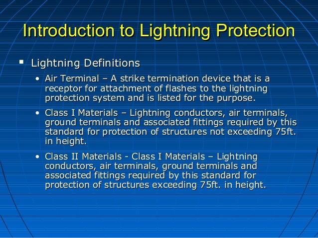 Lightning protection 4 introduction to lightning protectionintroduction to lightning protection greentooth Choice Image