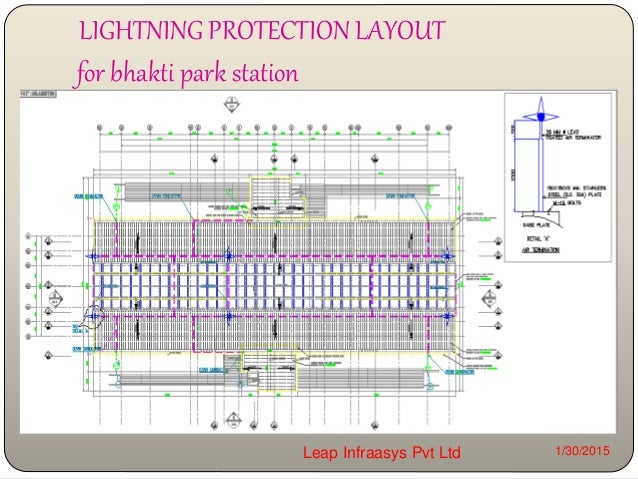 Lightning Protection 1 By Ambuj Mishra