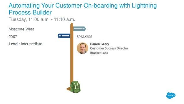 Lightning Sessions for Salesforce Admins at Dreamforce 2016 Slide 3