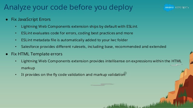 Lightning web components - Episode 4 : Security and Testing