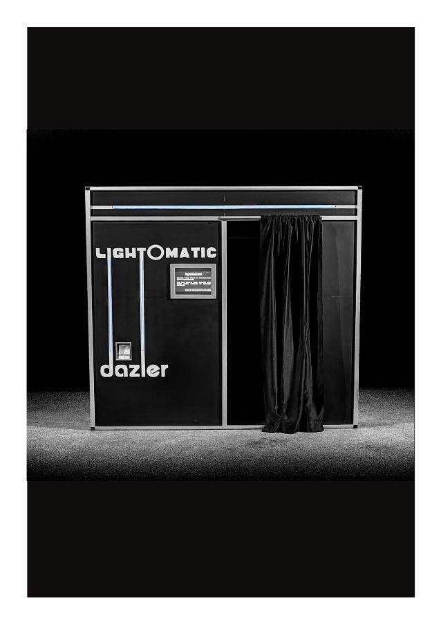 lightOmaticby dazler CONTACT franklin.roulot@lafabriqueroyale.com 06.14.48.48.60