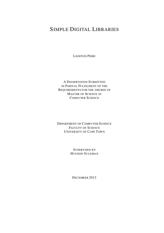 CRIS UNS digital library of theses and phd dissertations | OpenDLT
