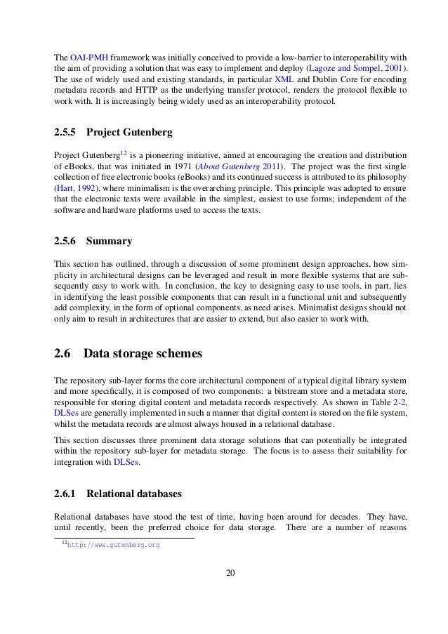 M.sc dissertation