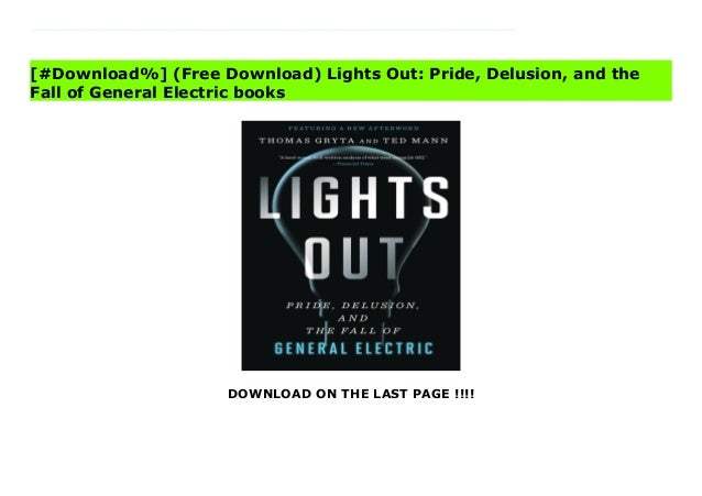 pdf lights out pride delusion and the fall 1 638
