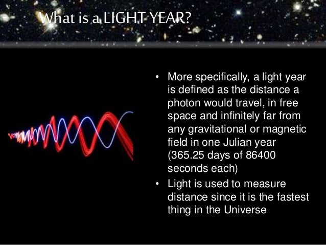 Number of miles in a light year
