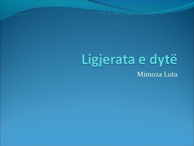 Mimoza Luta