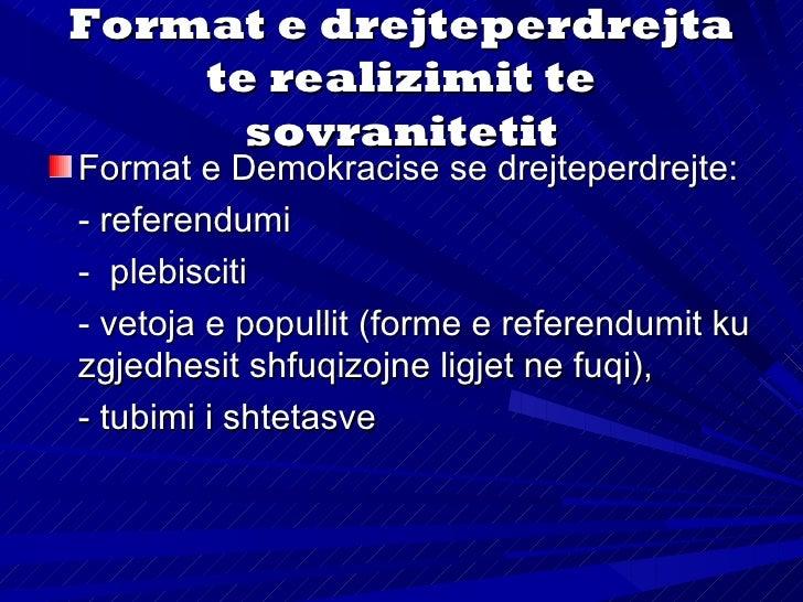 PARLAMENTI      Pergatiti:Dr.sc. Mersim Maksuti       (ligjerata e …)