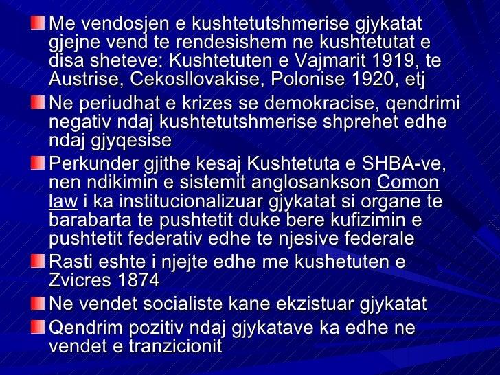 Funksioni gjyqesorQe nga Ciceroni, Loku e Monteskie kane pohuarse funksioni gjyqesor eshte i pavarur, i barabarteme funksi...