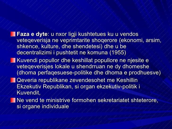 Periudha e dyte e zhvillimit   kushtetues e Republikes se          MaqedoniseRealiteti shoqeror e ekonomik kerkonte zgjidh...