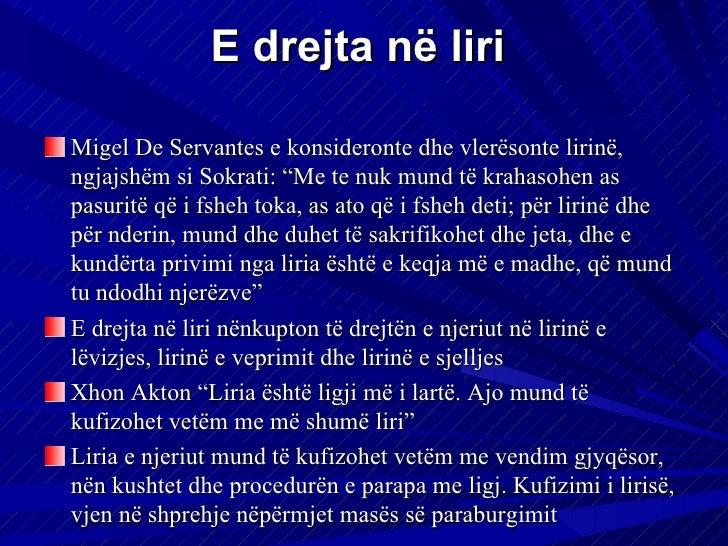 Sipas Kushtetutës së Republikës së Maqedonisë, paraburgimiushtrohet nën këto kushte: e para, personi i privuar nga liria d...
