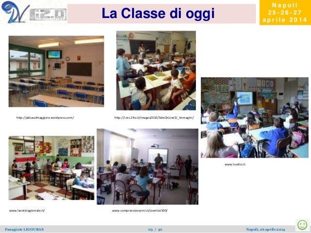 Flipped Classroom ... ma con i piedi per tera Slide 3