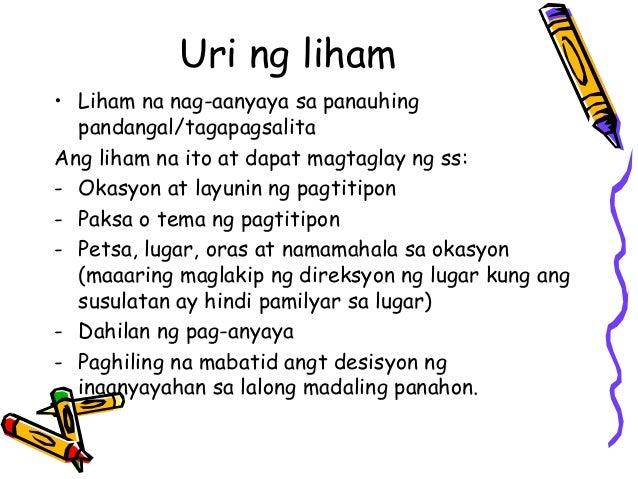 Liham pangkaibigan essay writer