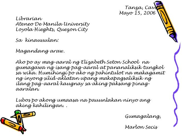 thesis statement sa tagalog This post dissects the components of a good thesis statement and gives 15 thesis statement examples to inspire your next argumentative essay.