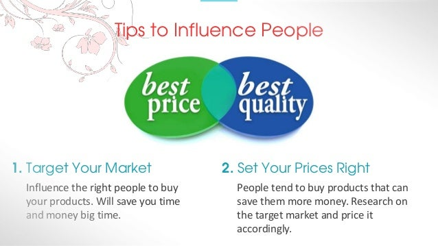 how to make your customer buy your product