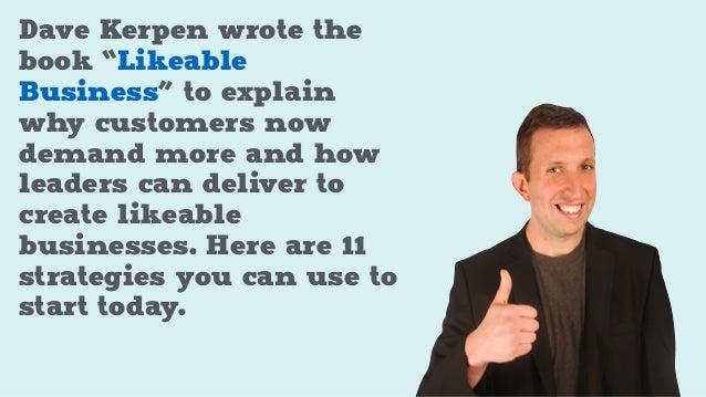 Likeable business slideshare Slide 2