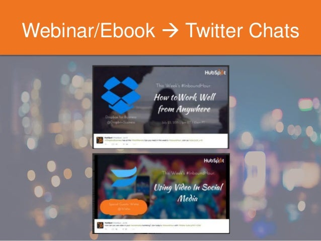 Webinar: How to Repurpose Social Content to Save Time & Maximize Leads Slide 31