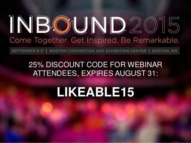 Webinar: How to Repurpose Social Content to Save Time & Maximize Leads Slide 36