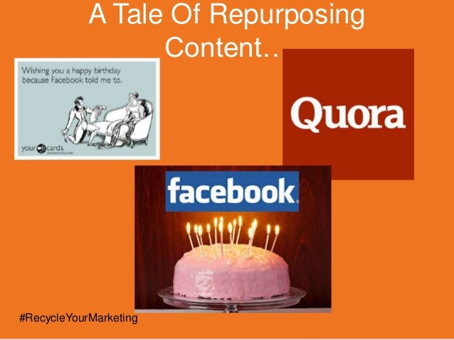 Webinar: How to Repurpose Social Content to Save Time & Maximize Leads Slide 8