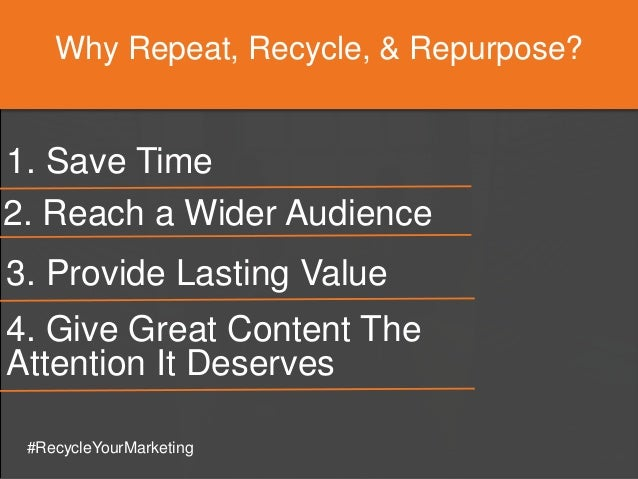 Webinar: How to Repurpose Social Content to Save Time & Maximize Leads Slide 9