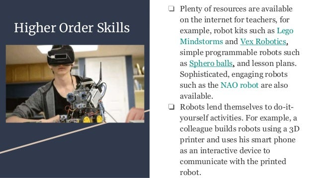 A Rubric For District Robotics Success A Buyers Guide Hands On Ex