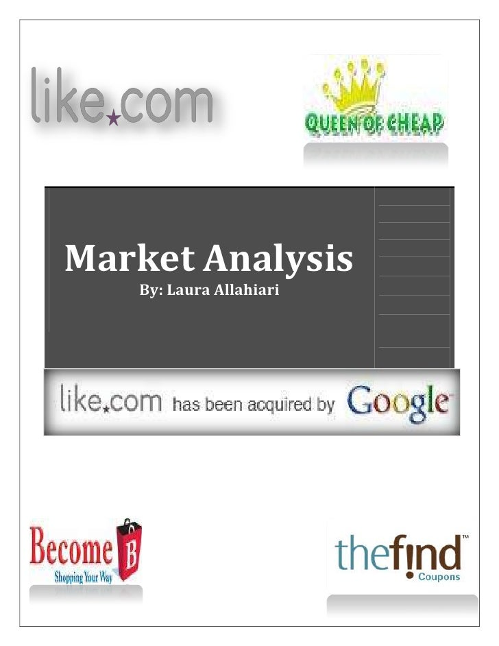 3813810-64008-446532-137160Market AnalysisBy: Laura Allahiari-74369754454-451485683196541741656832497 <br />Table of Conte...