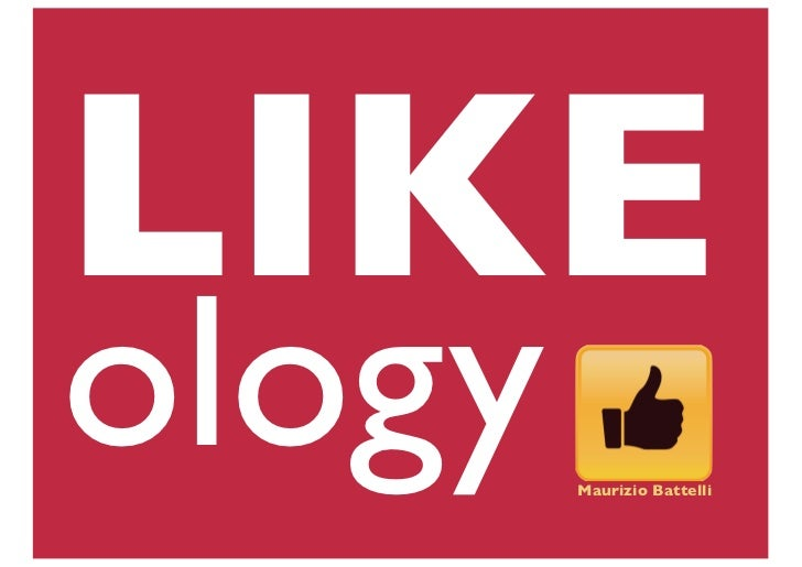 LIKEologyNeuroSocialMarketingin pratica                              Mercoledì 15(*)                                   dic...