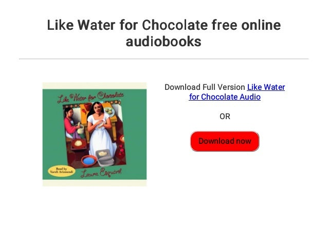 like water for chocolate free online