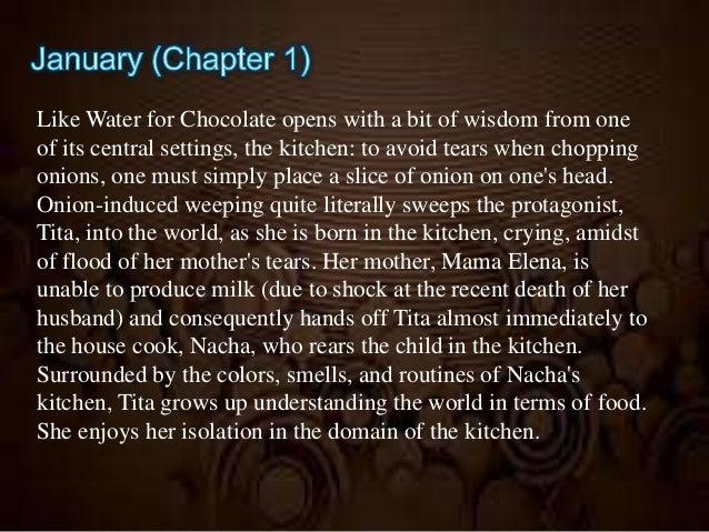 like water for chocolate january