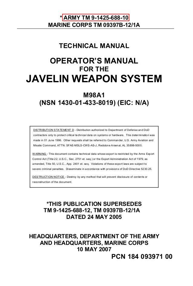 Marine Corps Motor Transport Characteristics Manual ...