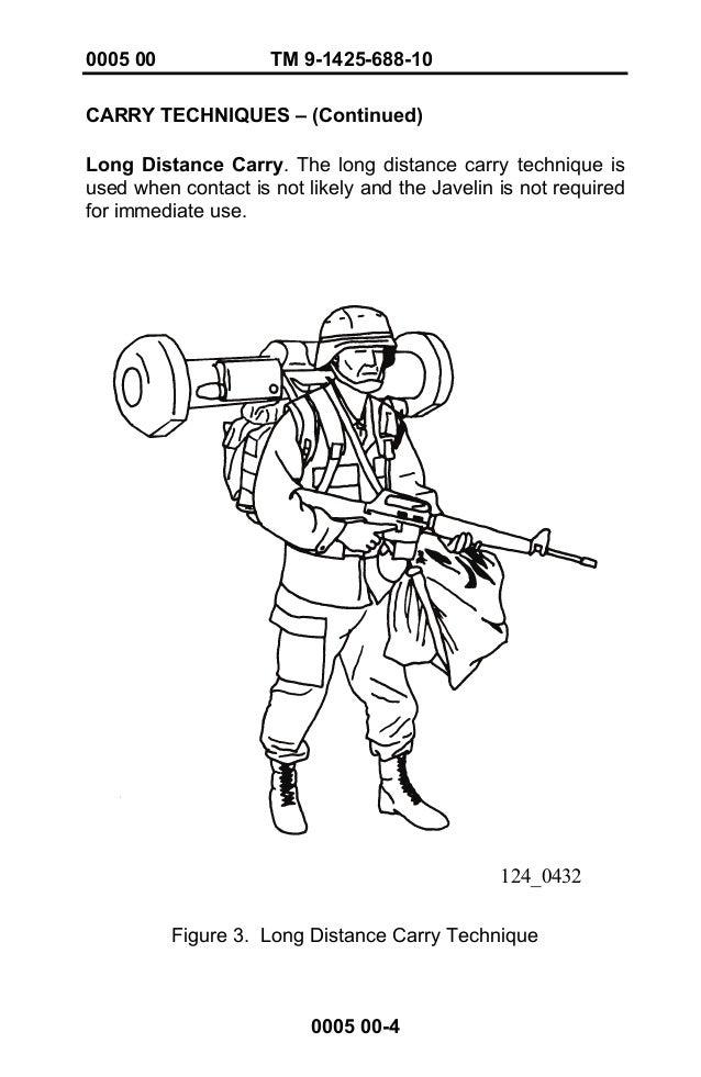 Manual Javelin