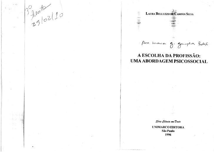 Definição do Objeto - L.Belluzzo