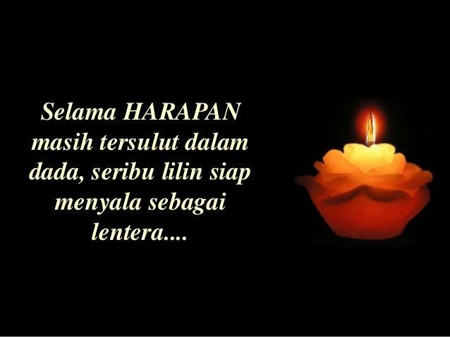 Lilin harapan