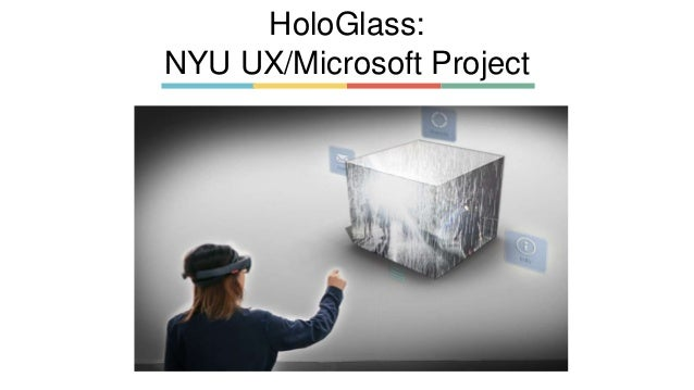 Creating User Flows for Mixed Reality Workshop (NYC Media Lab Exploring Future Reality 2017) Slide 3